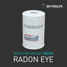 스마트 라돈측정기 (Radon Eye) -스텝업 케이블 미포함