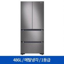 스탠드형 김치냉장고 RQ48N9251G2 (486L) 김치플러스/4도어/1등급