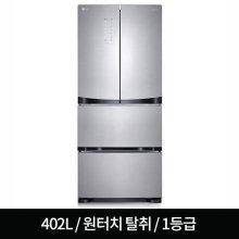 스탠드형 김치냉장고 K418TS15E (402L) 디오스/4도어/1등급