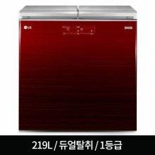 뚜껑형 김치냉장고 K228AE11E (219L) 디오스/1등급