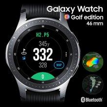 삼성 갤럭시 워치 골프에디션 GPS 골프거리측정기(46mm)_46mm 실버