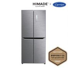 하이메이드 4도어 세미빌트인 냉장고 + 하이메이드 UHD TV 패키지