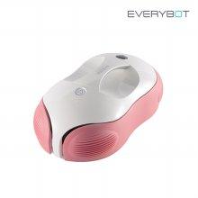물걸레 로봇청소기 RS500N 핑크 레이디 [듀얼스핀 / 100분사용 / 자동물공급]