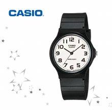 카시오 MQ-24-7B2 남여공용 학생 우레탄밴드 손목시계