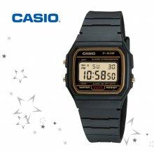 카시오 F-91WG-9Q 남성 우레탄밴드 손목시계
