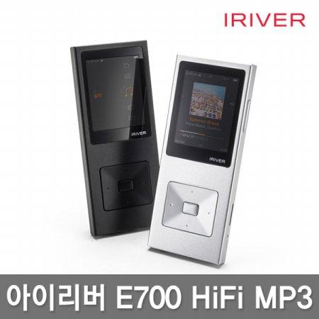 16GB HiFi MP3/녹음/라디오 [실버] [E700]
