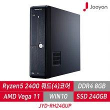 고성능 데스크탑 AMD 라이젠5 2400 멀티코어 PC