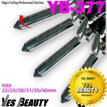 매직 컬링 헤어 아이롱 전문가용 YB-377 22mm