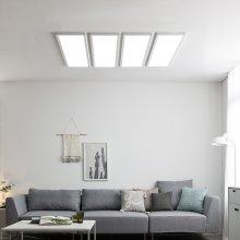 LED평판조명 나열형 45Wx4