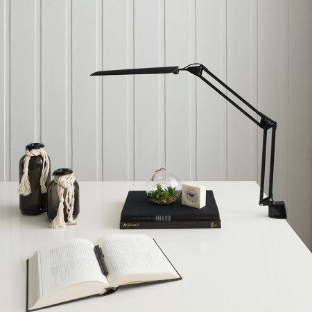 집게형 LED 스탠드 SL-E708 블랙
