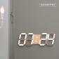 다이아몬드 골드에디션 LED 벽시계(전선길이 3.3m)