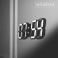 오리지널 블랙에디션 LED 벽시계(전선길이 6.6m)
