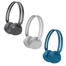 SONY 블루투스 헤드폰[커널형][블랙][WH-CH400]