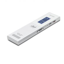 8GB 보이스레코더 [화이트] [IVR-10]