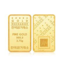 한국금거래소 골드바 3.75g 순금24k