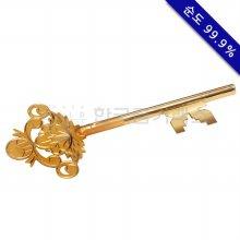 한국금거래소 행운열쇠 목재케이스 18.75g 기본케이스