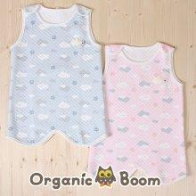 구르미 삼중지 보온 수면조끼 핑크:90호