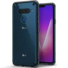 [무료배송쿠폰] 링케퓨전 스모크블랙 LG V40 케이스