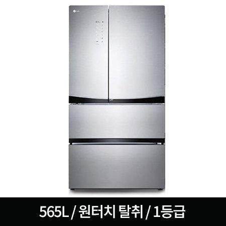 스탠드형 김치냉장고 K578TS33E (565L) 디오스/4도어/1등급