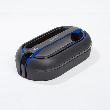 로봇 청소기 RS700PLUS 산토리니블루 [듀얼스핀 걸레 / 100분사용 / 자동물공급]