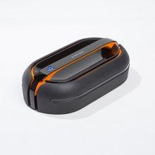 로봇 청소기 RS700PLUS 파타야오렌지 [듀얼스핀 걸레 / 100분사용 / 자동물공급]
