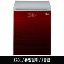 뚜껑형 김치냉장고 K138AE11E (128L) 디오스/1등급