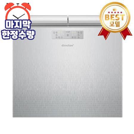 뚜껑형 김치냉장고 GDL22BFWFSS (221L) 딤채