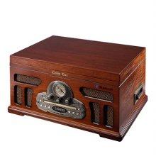 턴테이블/블루투스 엔틱오디오 TERA-5500B