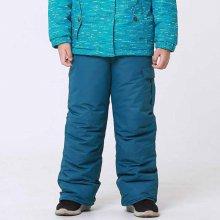 와이키 아동 스키-보드복 팬츠 YP-1200 그린블루 S