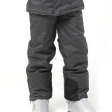 와이키 아동 스키-보드복 팬츠 YP-1050 WIDE 차콜 M