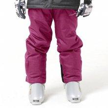 와이키 아동 스키-보드복 팬츠 YP-1050 WIDE 버건디 M