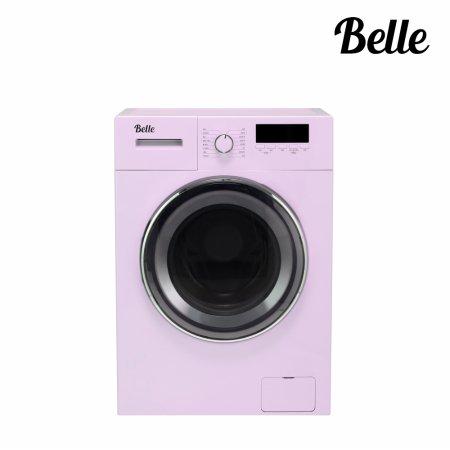 벨 레트로 6.5kg 드럼세탁기 / SDD70BP 핑크