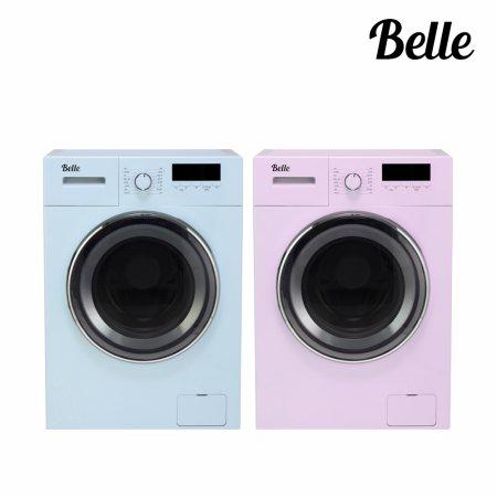 벨 레트로 6.5kg 드럼세탁기 / SDD70BS (핑크,스카이블루)