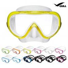 걸(GULL) 다이빙 마스크 코코 03.CS오렌지