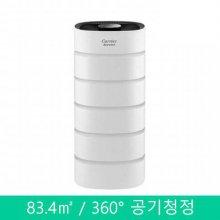공기청정기 ACAPSF082HRHW [83.4m² 일반형 / 1등급 / 5단계 공기청정]