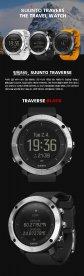 순토 트래버스 블랙 TRAVERSE BLACK SS021843000
