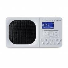 포터블 라디오/MP3/오디오 [화이트] [IRS-B303]