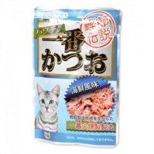 고양이간식 해물맛 파우치60g 고양이용품 고양이밥 W1A74A7