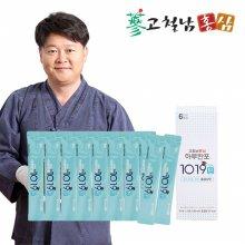 청소년 짜먹는 홍삼스틱 하루한포 1019틴 10ml x 10포(소박스)