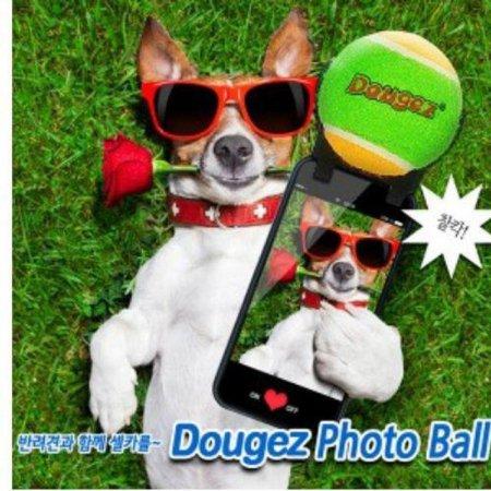 도우즈 포토볼 강아지셀카 애완용품 W240F52