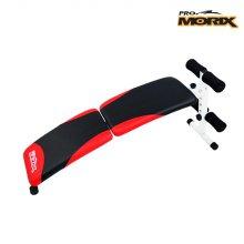 프로모릭스 디클라인 폴딩 싯업 윗몸일으키기 운동기구