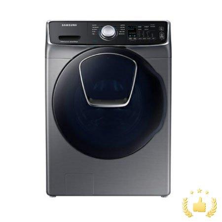 드럼세탁기 WF23N9951KP[23KG/버블세탁/무세제통세척/세제자동투입/이녹스실버]