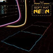 빈슨메시프-네온 LED 캠핑 피크닉 방수 돗자리 매트 핑크