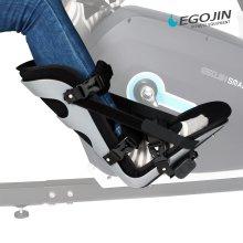 종아리고정장치 신발형 헬스자전거 재활운동 종아리고정장치(신발형 L)12.7mm