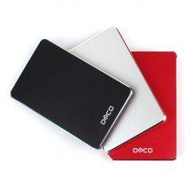 데코 V3 USB3.0 외장하드 2TB - 블랙