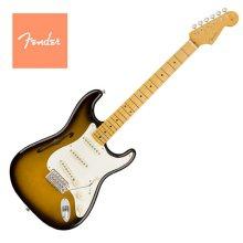 Fender American Eric Johnson Thinline Stratocaster/ 2-Tone Sunburst (011-3602-703)