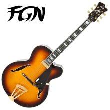 Fujigen Masterfield MFA Electric Guitar (MFA-FP/JB)