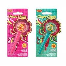 립스매커 정품 추파춥스 콜라보 립케어 립글로즈 15ml 라즈베리