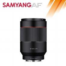 삼양/SAMYANG/AF 35mm F1.4 FE/소니E 마운트용