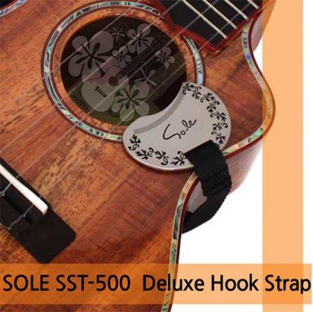 Sole SST-500 Deluxe Hook Strap / 솔레 우쿨렐레 고리 스트랩